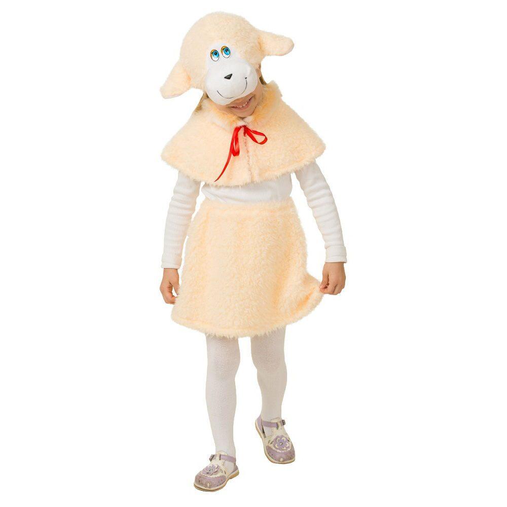 Костюм овечки взрослый своими руками