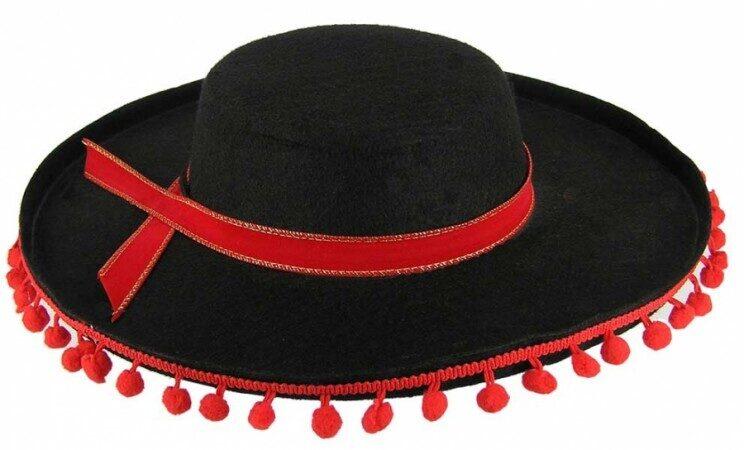 Шляпа испанца своими руками