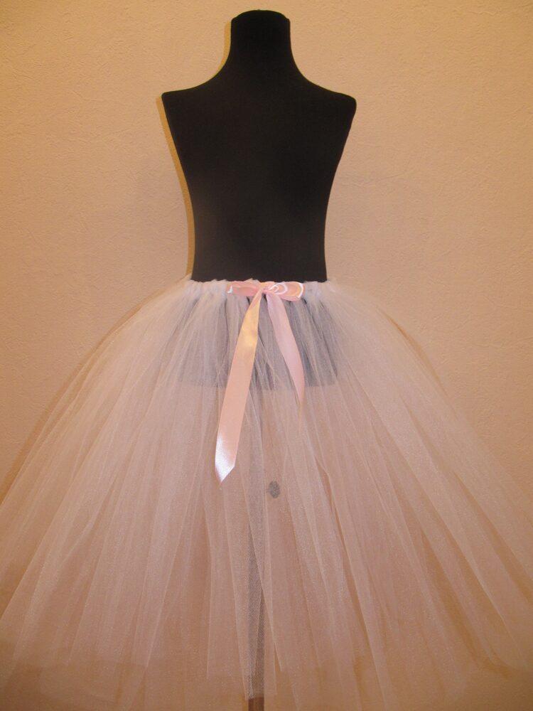 детские вечерние платья фото из фатина.