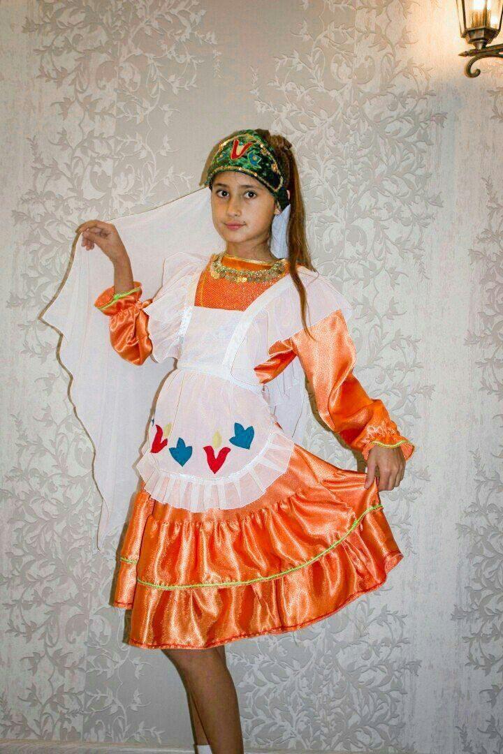 Костюм татарки своими руками